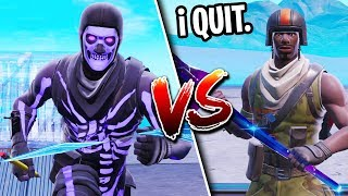 I made a Aerial Assault Trooper QUIT Fortnite after this....