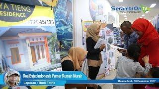 RealEstat Indonesia Pamer Rumah Murah