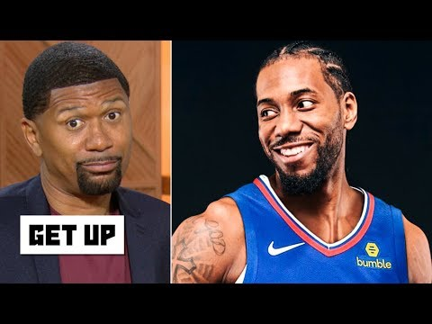 Video: I was wrong about Kawhi! But who saw Paul George to the Clippers coming? – Jalen Rose | Get Up