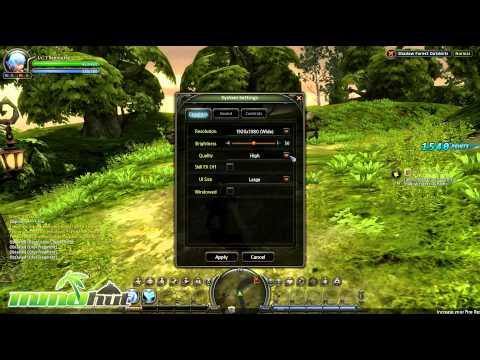 Dragon Nest  Gameplay - First Look HD