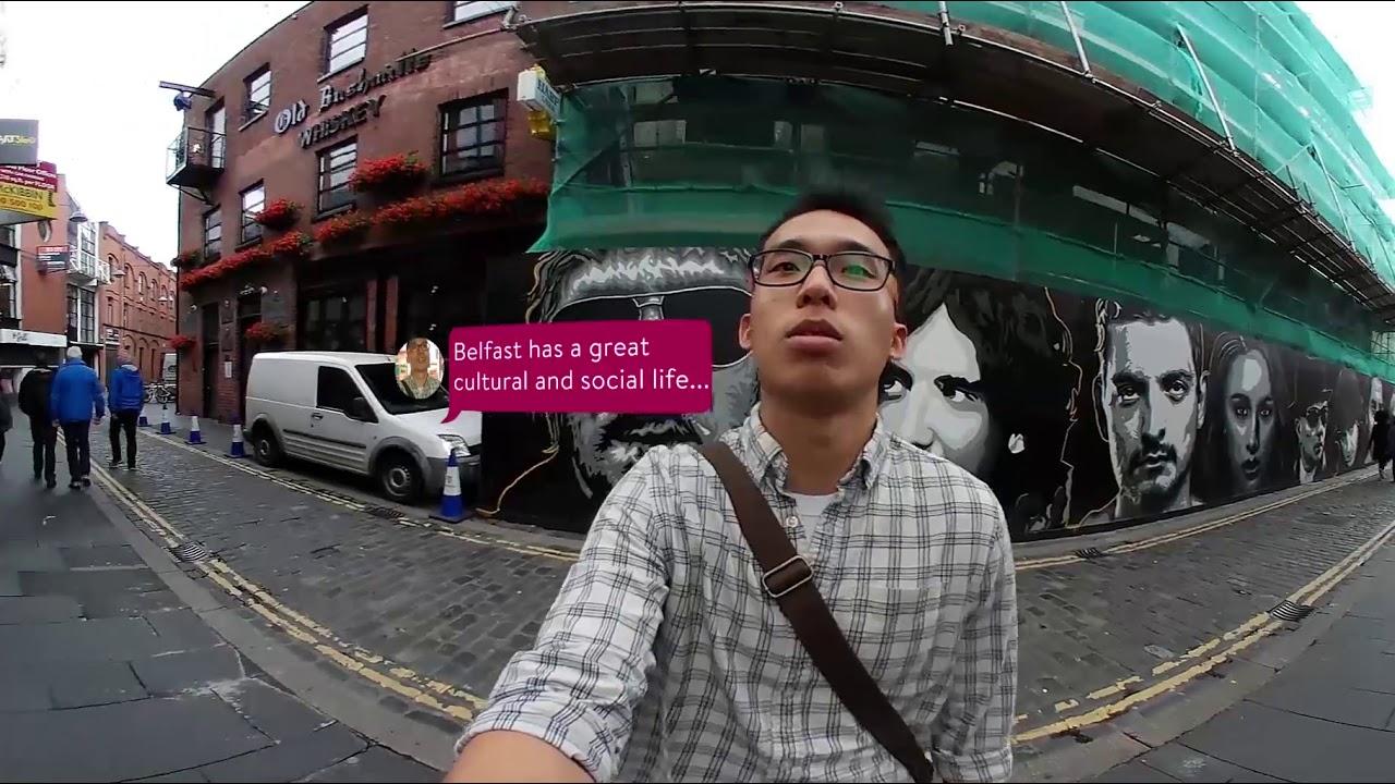 Video Thumbnail: VR EXPERIENCE