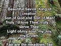 """Beautiful Savior"""