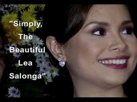 Tekst piosenki Lea Salonga - Lessons of love po polsku