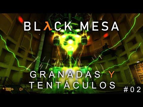 Serie Black Mesa Parte 2: Granadas y Tentáculos | 3GB Casual