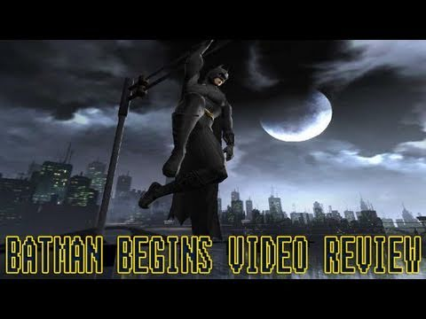 batman begins xbox 360 trailer