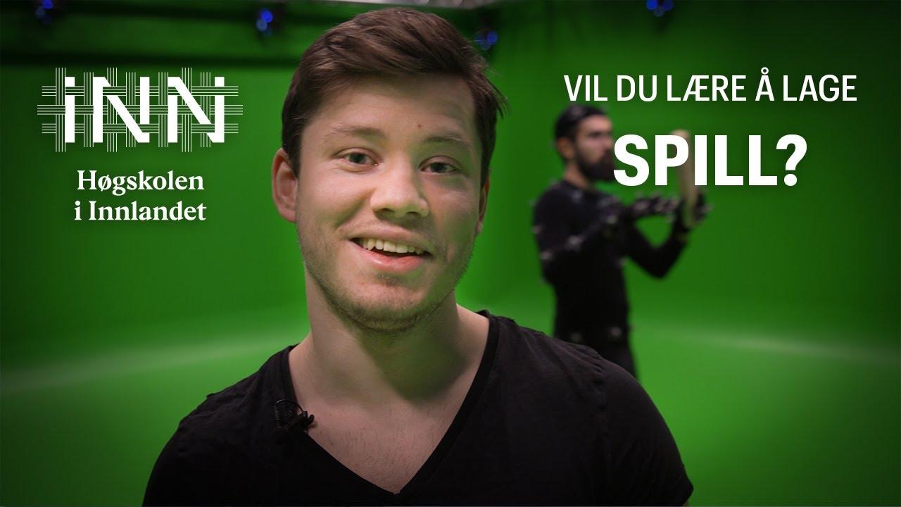 Vil du lage animasjoner i et av Nordens største motion capture studioer?