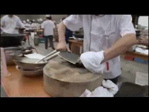 Cocinando animales vivos