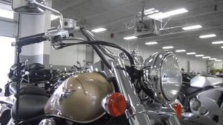 5. 2005 Kawasaki Vulcan 800 Classic @ iMotorsports 9692