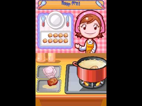 Cooking Mama [Fried Chicken]