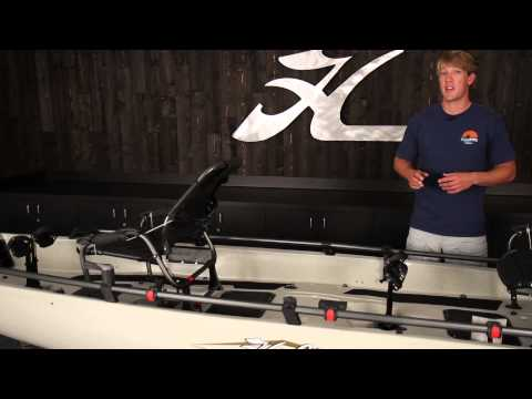 Mirage Pro Angler 17T Walkthrough