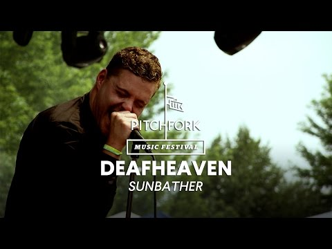 Deafheaven perform