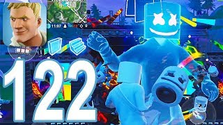 Fortnite - Gameplay Walkthrough Part 122 - Marshmello Event (iOS)