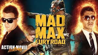 Mad Max: Fury Road (Charlize Theron, Tom Hardy) Review | Action Movie Anatomy