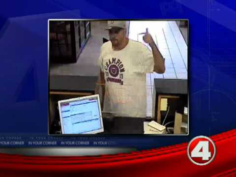 Man robs Fort Myers Bank of America