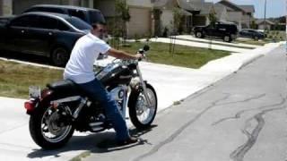7. 2011 Harley Davidson Super Glide Custom With V&H pipes