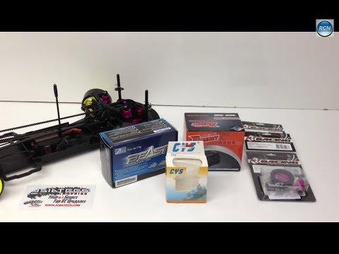 Sakura D3 CS Sport – Build Update 4 – Electronics and Upgrades!