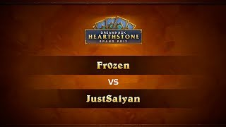 Fr0zen vs Justsaiyan, game 1