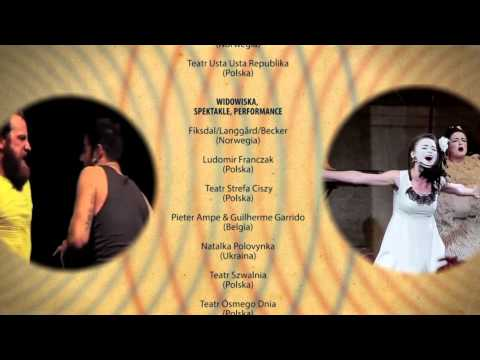 SPOIWA KULTURY / NO.THEATRE.PL 2014 - trailer