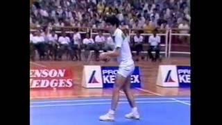 Video 1984 Badminton GP SF - Liem Swie King vs Han Jian MP3, 3GP, MP4, WEBM, AVI, FLV November 2018