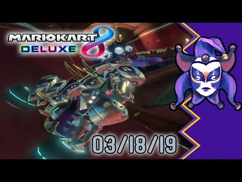 Mario Kart 8 - 03/18/19 - Jabroni Mike Full Streams
