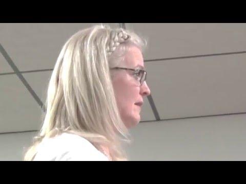 Almer Township Board Rejects Wind Turbine Moratorium (5.9.16)