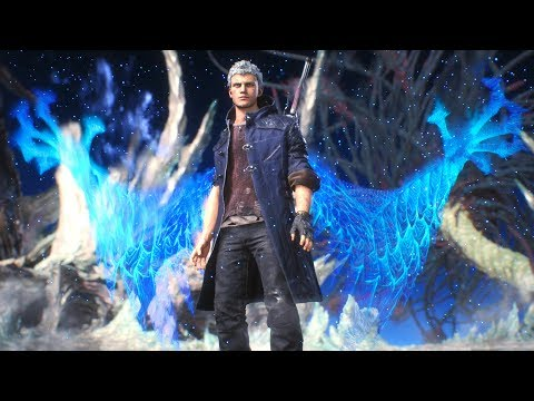 ► Devil May Cry 5 - All Cutscenes (Japanese Movie HD)