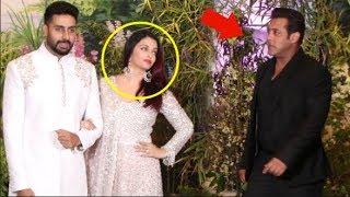 Video Salman Khan & Aishwarya Rai Come FACE TO FACE At Sonam Kapoor's Wedding- Video MP3, 3GP, MP4, WEBM, AVI, FLV Desember 2018