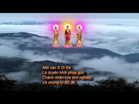 Niệm Phật A Di Đà (Hình ảnh động, rất đẹp)