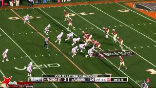 Dee Ford vs FSU  (2013)