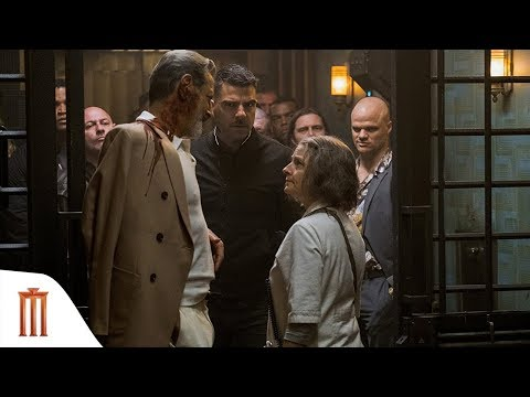 Hotel Artemis - Official Trailer [ซับไทย]