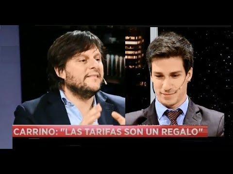 """Economista liberal decía que """"las tarifas son un regalo"""" y Leandro Santoro explotó"""