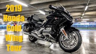 9. 2019 Honda Gold Wing Tour – Ride Review