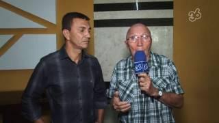 Entrevista com vereadores Paulinho do Raio X e Rosana Bergone