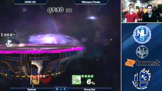 Darkrain (Ganon, Falcon) Vs. Strong Bad (G&W, Wario) in the weirdest of sets