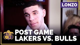 Lakers Rookie Lonzo Ball On Shooting Struggle Frustrations by Lakers Nation