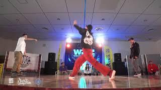 MONOLITH vs Funky Bee (Ringo Winbee & Yu-to) – WDC 2019 TOHOKU POP BEST4