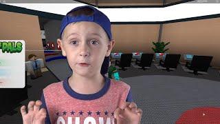Video Escape the EVIL Youtubers Roblox Obby! Guava Juice, Denis & More! MP3, 3GP, MP4, WEBM, AVI, FLV Juni 2018