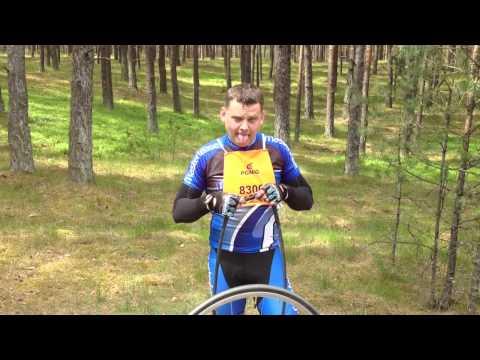 """Kościerzyna. Maraton rowerowy """"Kaszebe Runda"""" zakończony (1/2)"""