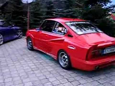 Roter Blitz - Schon früher gab es bei Skoda das ein oder andere Sport Coupé. Dieser hier ist ein Skoda 110 R der ab 1970 hergestellt wurde. Er...