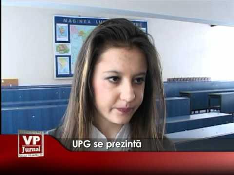 UPG se prezintă