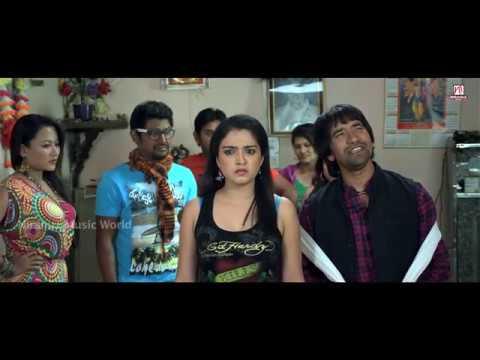 Video Nautanki Wali | Nirahua Hindustani Comedy Scene | Dinesh Lal Yadav