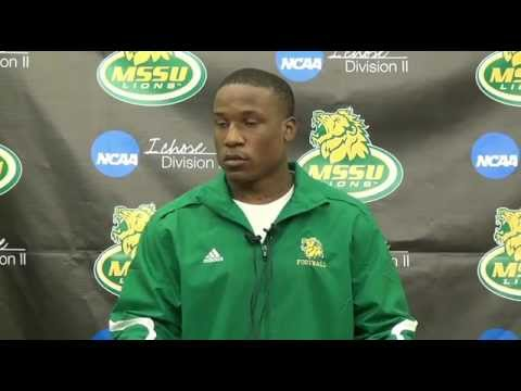Ne'Ronte Threatt Press Conference Week 2