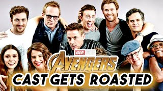 Video Do the Avengers: Endgame Cast know ANYTHING About Each Other?! | Funny Moments MP3, 3GP, MP4, WEBM, AVI, FLV Maret 2019