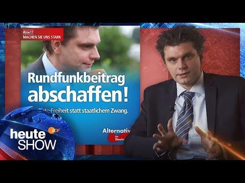 AfD: Lutz van der Horst will kein Gesicht für AfD-Werbu ...