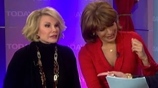 Joan Rivers' Greatest TODAY Moments | TODAY