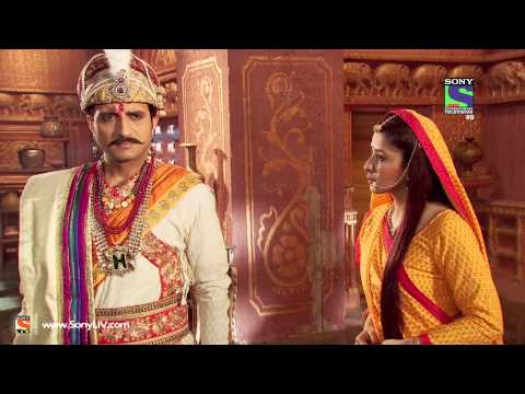 25th - Ep 162 - Maharana Pratap: Rani Jaivantabai shares Meera Bai's painful story with Rani Sajjabai and also tells her about the trouble that she got from Odhabai...