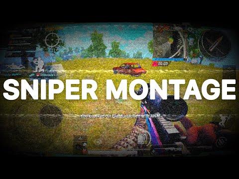 Legends Never Die! PUBG Mobile Sniper Montage My Best Moments #5!