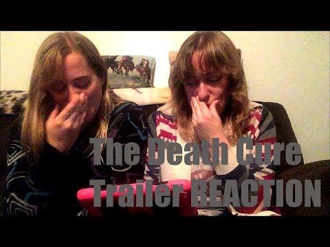 TMR: The Death Cure Official Trailer Reaction