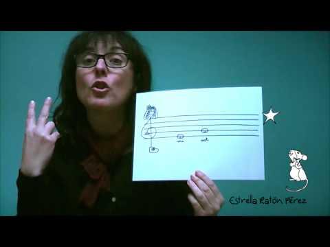 Conte infantil: Sol Mi La Do (pentagrama, clau de sol, notes musicals) d'Estrella Ramon