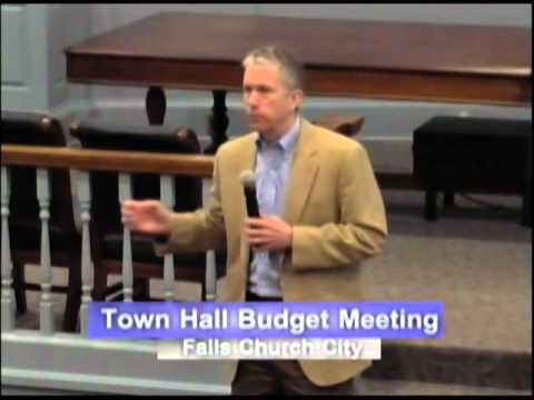 Town Hall Budget Meeting, April 5, 2014